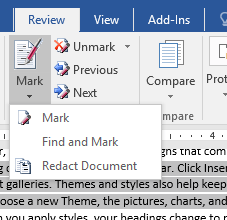 how to hide personal info in word documents 5467 - How to hide personal info in Word documents