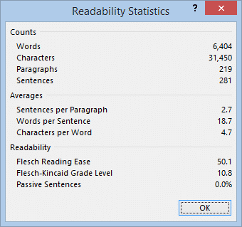 how to make your word document more readable microsoft word 29571 - How to make your Word document more readable