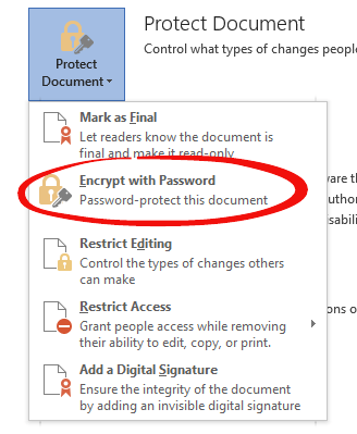 how to safely securely send an office document microsoft office 4217 - How to safely (securely) send an Office document