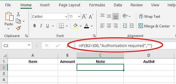 if and nested if statements in excel 33253 - IF and Nested IF Statements in Excel