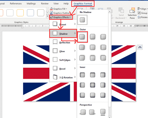 insert the british flag into word excel or powerpoint microsoft office 34397 - Insert the British 'Union Jack' flag into Word, Excel or PowerPoint