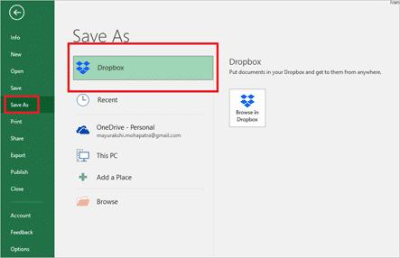 installing dropbox into microsoft office 16772 - Installing Dropbox into Microsoft Office