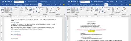 interesting ways to view a document in word 11252 - Interesting ways to view a document in Word