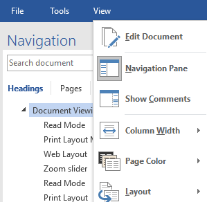 interesting ways to view a document in word 11254 - Interesting ways to view a document in Word