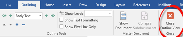 interesting ways to view a document in word 11261 - Interesting ways to view a document in Word