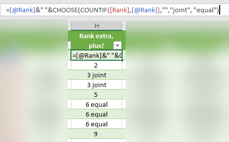 joint vs equal rankings with excels rank and rank eq microsoft excel 16372 - Joint vs Equal rankings with Excel's Rank() and Rank.EQ()