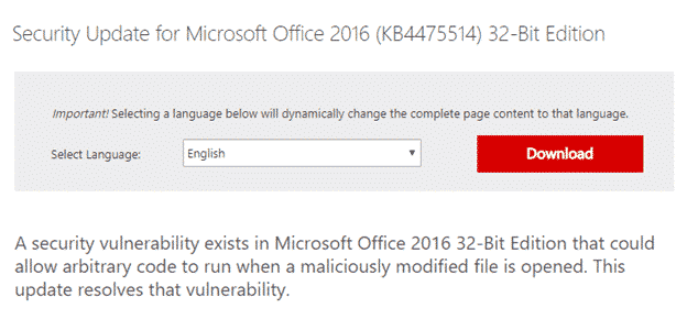 july security bug roundup and documentation errors microsoft excel 29193 - July security bug roundup and documentation errors