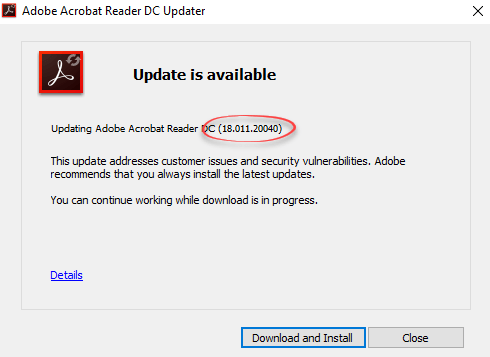 july security updates for office and pdf 19662 - July Security updates for Office and PDF