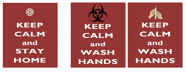 keep calm and wash hands extras microsoft word 35806 - Keep Calm with Microsoft Office