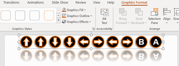 konami code in powerpoint and other office documents microsoft office 35268 - Konami Code in PowerPoint and other Office documents