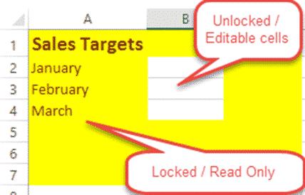 lock up your excel worksheet or cells microsoft office 33678 - Lock up your Excel worksheet or cells!
