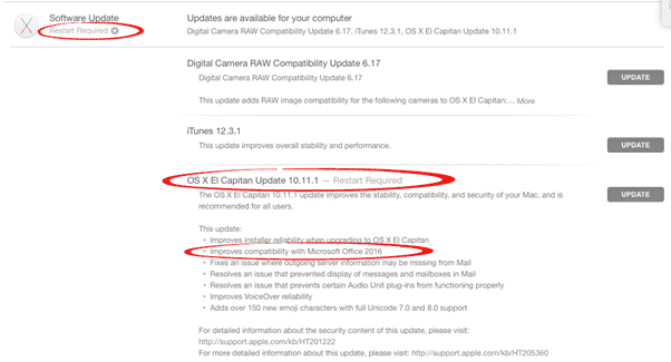 mac el capitan patch to fix office 2016 for mac 5956 - Mac El Capitan patch to fix Office 2016 for Mac