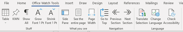 make a custom ribbon tab for in word excel powerpoint or outlook 22717 - Make a custom ribbon tab for Word, Excel, PowerPoint or Outlook