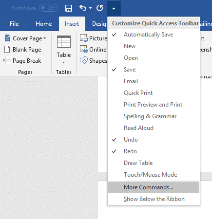make a distraction free microsoft word microsoft office 28992 - Make a distraction free Microsoft Word