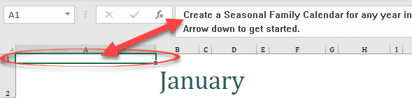 make excel calendars better for you microsoft office 33563 - Make Excel calendars better for you.