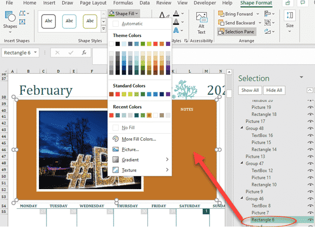 make excel calendars better for you microsoft office 33570 - Make Excel calendars better for you.