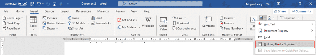 making autotext entries in word 36047 - Making AutoText or AutoCorrect entries in Word
