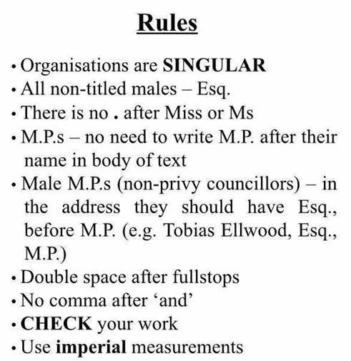 making word work for jacob rees moggs style rules microsoft word 29758 - Making Word work for Jacob Rees-Mogg's style rules