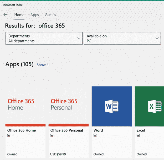 microsoft pulls office from the windows 10 store not office 365 27762 - Microsoft pulls Office from the Windows 10 Store - not