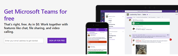 microsoft teams now available free at last 20902 - Microsoft Teams now available free ... at last