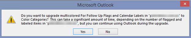More Outlook Category tips