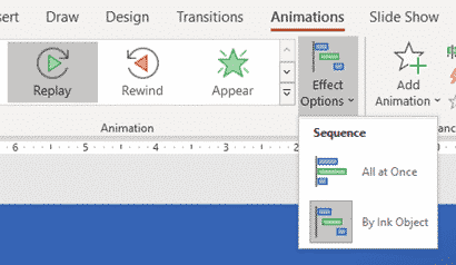 much better ink replay animation coming to powerpoint office 365 29268 - Much better Ink replay animation coming to PowerPoint