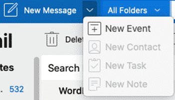 new look outlook for mac microsoft outlook 32962 - New look Outlook for Mac
