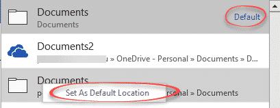 new office 365 save option aint so bad microsoft office 26058 - New Office 365 Save option ain't so bad