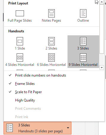 new powerpoint handout feature isnt new at all microsoft powerpoint 30407 - New PowerPoint handout feature isn't new at all