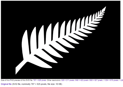 new zealand flag into word excel or powerpoint microsoft office 34621 - New Zealand Flag into Word, Excel or PowerPoint