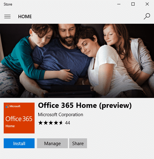 Office 2016 for Windows Store – a closer look