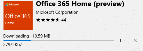 office 2016 for windows store a closer look 14935 - Office 2016 for Windows Store - a closer look