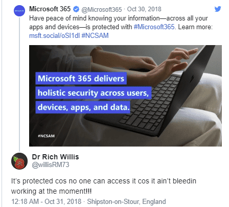 office 365 breakdown enrages customers microsoft office 24459 - Office 365 breakdown enrages customers