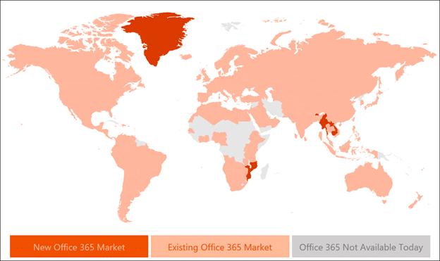 office 365 in 11 more countries 11633 - Office 365 in 11 more countries