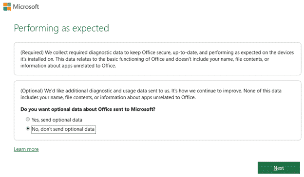 office 365 privacy reminder aka microsoft covering its legal behind microsoft excel 27523 - Office 365 Privacy Reminder aka Microsoft covering it's legal behind