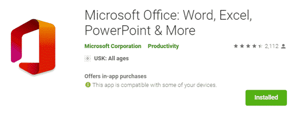 office all in one app now on android microsoft office 34946 - Office 'all in one' app now on Android