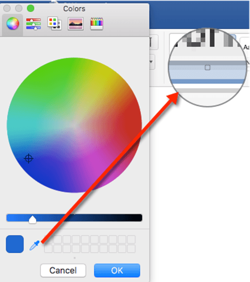 office for mac color selection 15153 - Office for Mac color selection complete