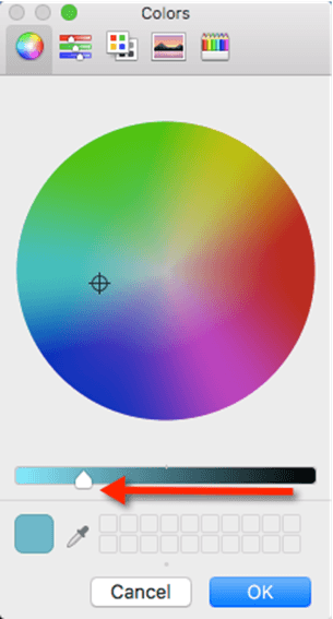 office for mac color selection 15155 - Office for Mac color selection complete