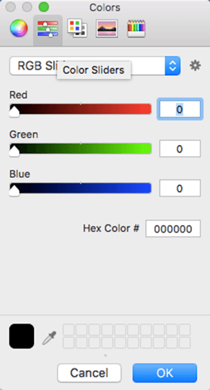 office for mac color selection 15156 - Office for Mac color selection complete