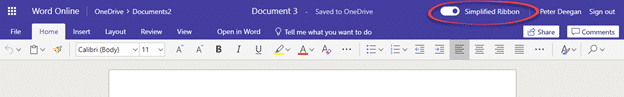 office online the main ribbon and other tricks microsoft office 19427 - Office Online: The main ribbon and other tricks