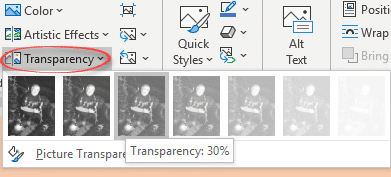 office tricks make a photo gray and transparent microsoft office 25464 - Office tricks make a photo gray and transparent