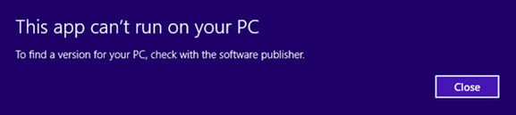 office wont start this app cant run on your pc fix 14041 - Office won't start 'This app can't run on your PC' - Fix
