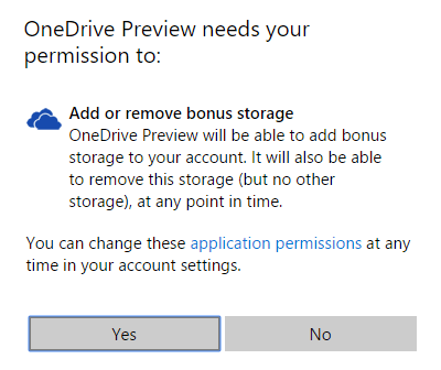 onedrive storage boost if you ask for it 6765 - OneDrive storage boost ... if you ask for it.