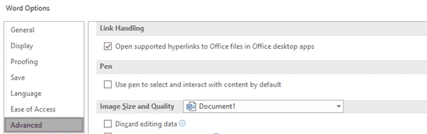 opening office file hyperlinks in office desktop apps not browser microsoft office 29846 - Opening Office file hyperlinks in Office desktop apps not browser