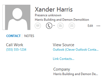 outlook 2013 why link contacts microsoft outlook 4127 - Outlook 2013 - why Link Contacts?
