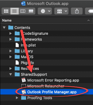 outlook for mac profiles finding and using them microsoft outlook 32101 - Outlook for Mac Profiles, finding and using them