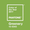 Pantone's 2017 'Color of the year' in Office