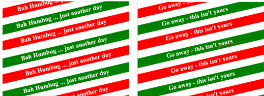 personal xmas wrapping paper with word document properties 6656 - Personal Xmas Wrapping Paper with Word & document properties