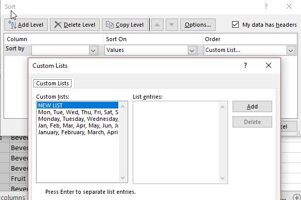pivottable custom sort orders in excel 15665 - PivotTable Custom Sort Orders in Excel