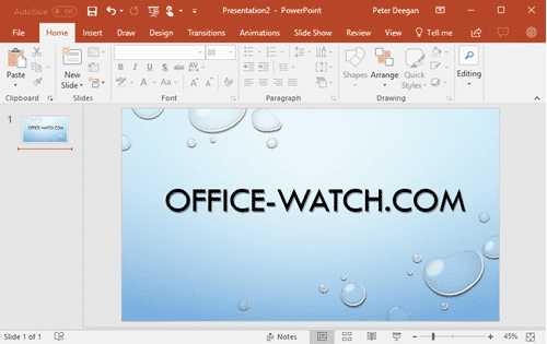 powerpoint 2016 for windows - PowerPoint is 30 years old, can you believe it?
